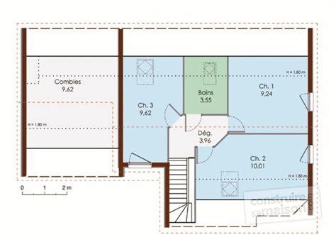 cuisine d été couverte maison à ossature bois dé du plan de maison à ossature bois faire construire sa maison