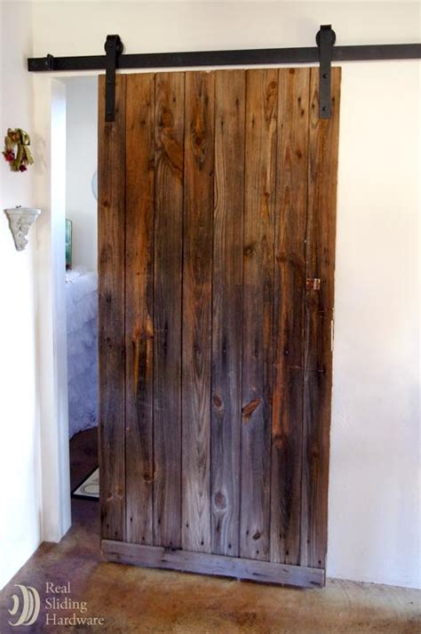 Rustic Sliding Barn Door Hardware