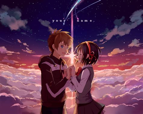 Your Name In Sub Anime Your Name Sub Indo Dl Raffael