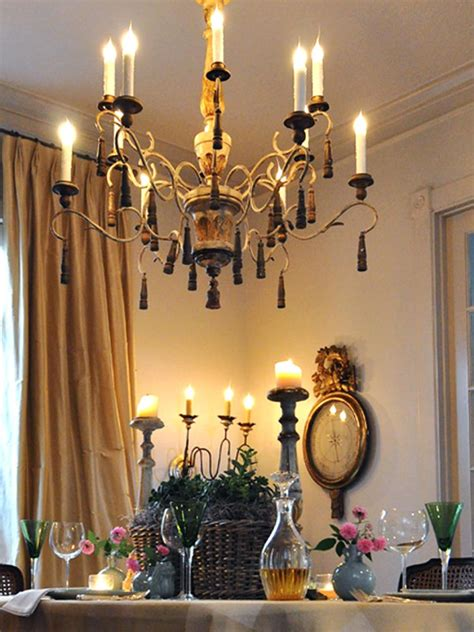 Candle Light Fixtures Hgtv