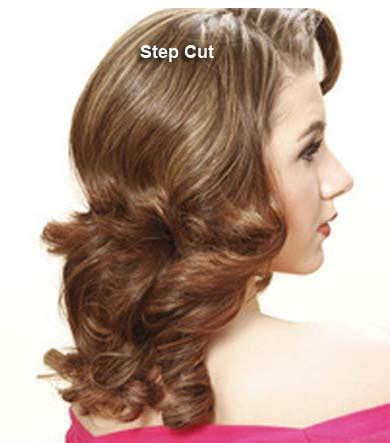 step hair cutting styles step cut hairstyle immodell net 8702