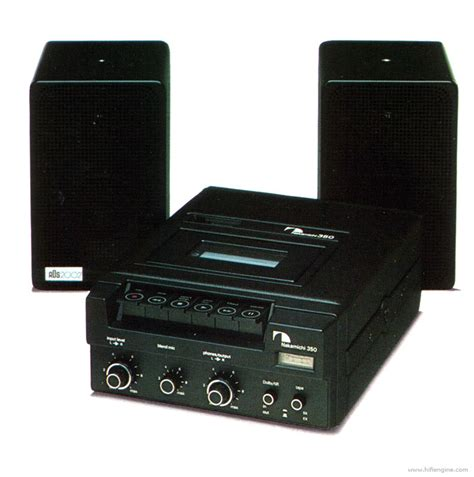 Nakamichi Deck Models by Nakamichi 350 Manual Versatile Cassette Deck Hifi Engine