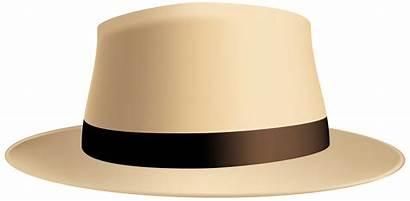 Hat Clipart Clip Summer Sun Cliparts Male
