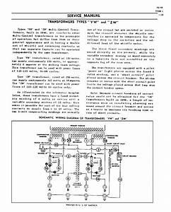 Lionel Zw Service Manual