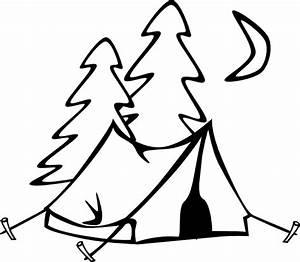 In Tents Clip Art at Clker.com - vector clip art online ...
