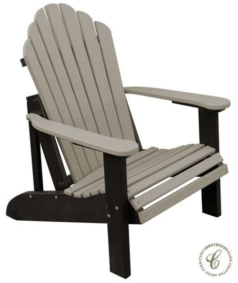 our burns harbor adirondack chair is constructed from high