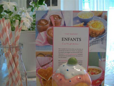 mon livre de cuisine mon premier livre de cuisine fait maison la maison