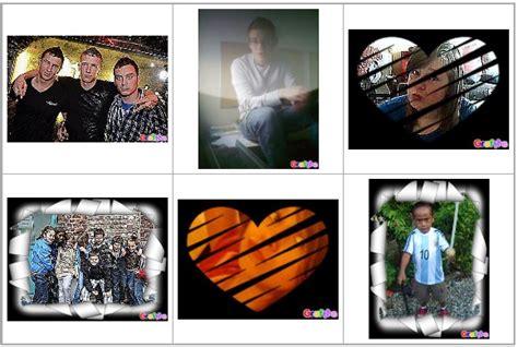 mes montages spot cadre montage et effets photo