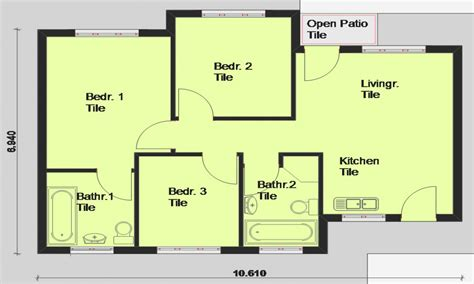 free floor plans free house plans south africa free downloadable house
