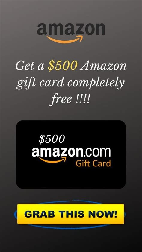 Well, let me be clear. Unused $500 Amazon Gift Card Code Generator 2019