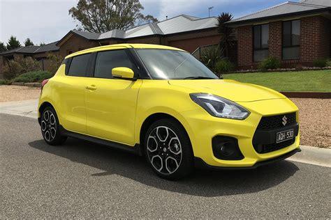 Suzuki Swift Sport 2018 Pricing And Specs Confirmed
