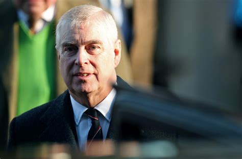 Prince Andrew Asked Help From Washington Over Jeffrey ...