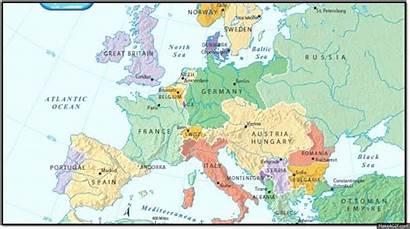 Ww1 Europe Before Poland War Wwi Guerra