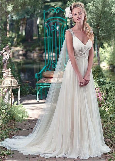 visions chic pour votre mariage avec une robe grecque