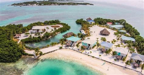 Boutique Private Island Resort For Sale In Belize