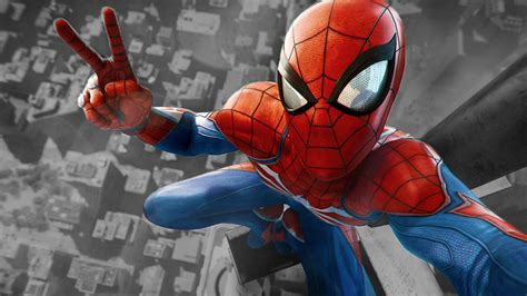 Spider-man Ps4 Sees The Webslinger Back To His Best