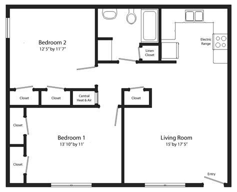 floor layout design two bedroom floor plans one bath buybrinkhomes com