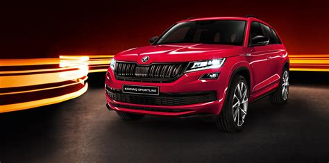 skoda kodiaq sportline 2018 skoda kodiaq sportline pricing and specs