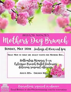 Mothers Day Brunch - Sold Out Tickets, Sun, May 14, 2017 ...