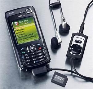 Catetajadeh  Review Nokia N70 Music Edition
