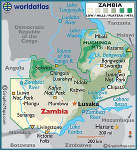 Largest Cities In Zambia Pictures to Pin on Pinterest ...