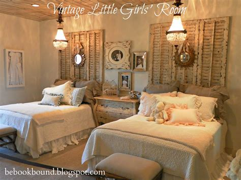 vintage bedroom decorating ideas be book bound little house on the prairie a vintage bedroom for little girls
