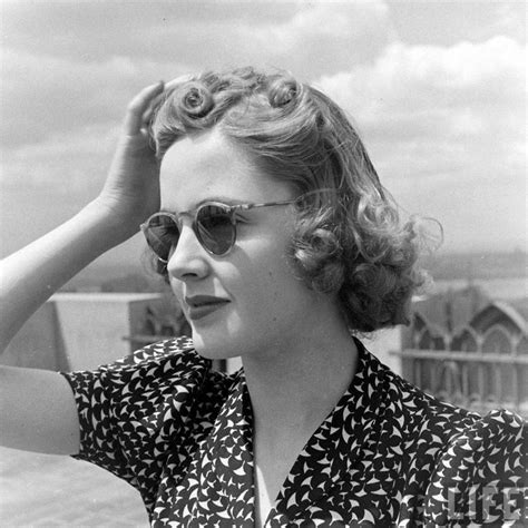Modern 1940s Hairstyles by Vintage Hair Pin Up 50s And Other
