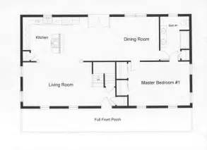 Open Floor House Plan Photo by Cape Floor Plans Monmouth County County New