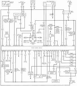 1989 Geo Tracker Wiring Diagram