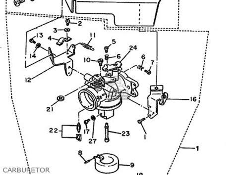 yamaha  ak golf car  parts list partsmanual partsfiche