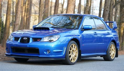 Subaru, subaru boxer, brz, forester, impreza, legacy, outback, sti, tribeca, wrx, xv crosstrek, eyesight and starlink are registered trademarks. 2006 Subaru Impreza WRX STi for sale on BaT Auctions ...