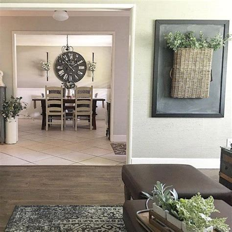Gallery walls are simply the best. Gathering Basket Wall Décor | Baskets on wall, Wall decor, Wall