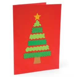making your own christmas cards christmas craft for kids