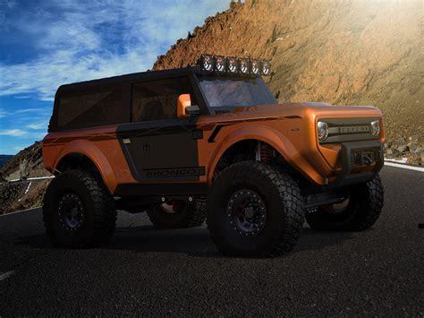 ford bronco interior   car release news