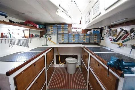 Boat Mechanic Shop by Mechanic Shop On Catamaran Cruisers Sailing Forums