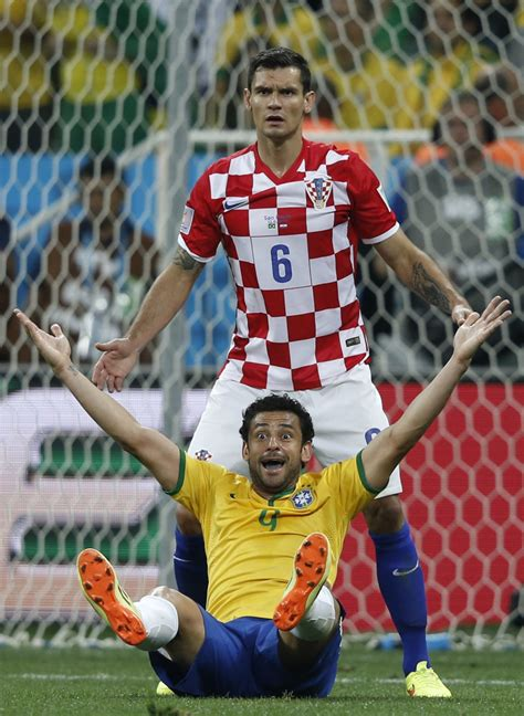 The Fifa World Cup Kicks Off With Brazil Croatia