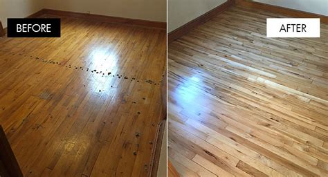 how to choose a hardwood flooring company to refinish your