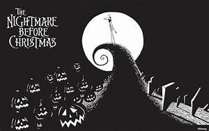 The Nightmare Before Christmas Wallpapers - WallpaperSafari