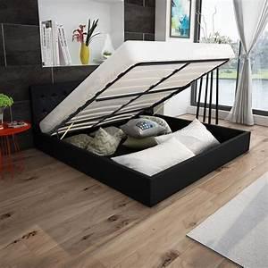 Cadre De Lit 160 : la boutique en ligne vidaxl cadre de lit 160 x 200 cm avec ~ Preciouscoupons.com Idées de Décoration