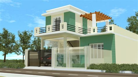 Duplex House Designs Best For 2017 Youtube