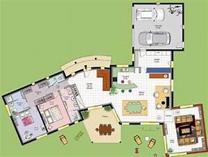 document non trouve erreur 404 faire construire sa maison With plan de maison 120m2 3 vaste villa detail du plan de vaste villa faire
