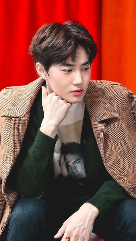 suho exo wallpapers wallpaper cave