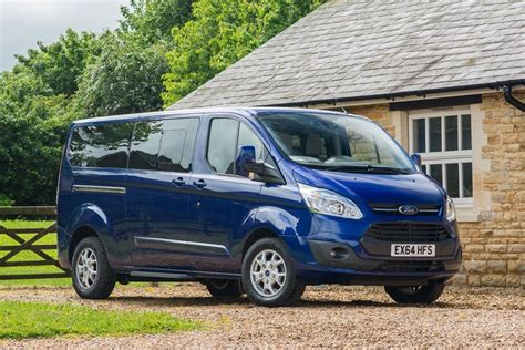 Ford Tourneo Custom Van Review Honest John