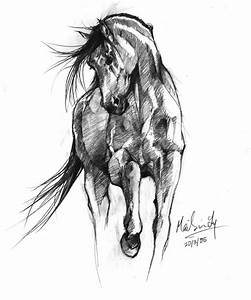 horse drawings | Horse sketches | Cowboy art | Pinterest ...