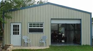 Steel Garages for Sale - Metal Garages for Sale