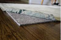 "rug pads for hardwood floors Eco Comfort Felt Rug Pad - RECTANGLE SIZES - 1/4"" Thick ..."