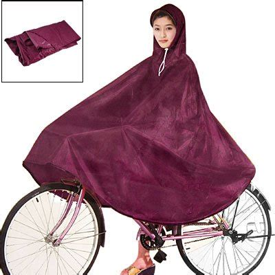 bicycle raincoat red cycling bicycle bike raincoat rain cape