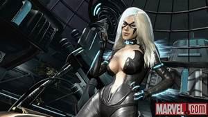 Black-cat-2099.jpg   Cats, Black cats and Marvel