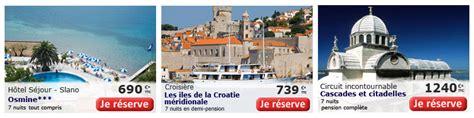 Hors Des Emplois De L'Etat Avec Chambre Et Pension : La Croatie Avec Les Voyages Fram
