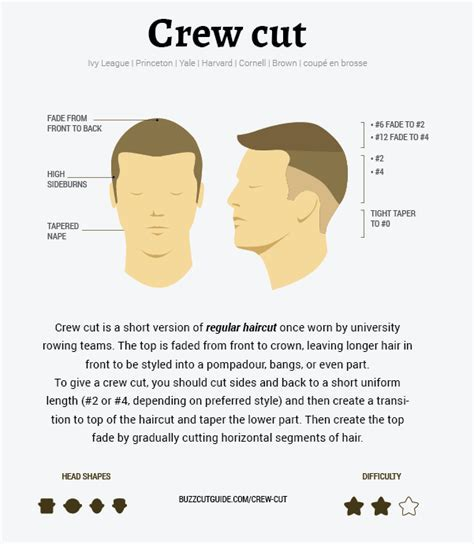 Crew Cut ? How To Do This Famous Masculine Haircut [With